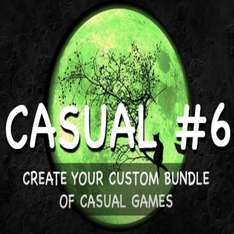 [STEAM] The Casual Bundle #6 @ Groupees