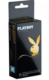 [Bonn] Woolworth - Playboy Kondome - extra groß | extra feucht - 6 Stück für 0,59€