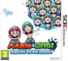 [Amazon.uk]  Mario & Luigi: Dream Team Bros. (3DS) für 19.56€ inkl. Versand