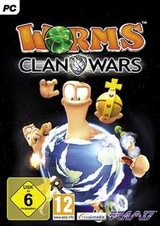 [Steam]Worms Clan Wars für 2,29€ @Playfield.io