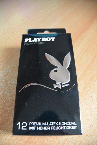 [EUROSHOP] Playboy Kondome 12er Pack mit hoher Feuchtigkeit für 1,00 €