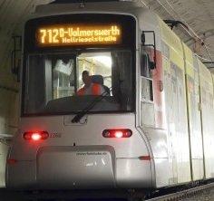 [lokal Düsseldorf] Kostenlose Pendelfahrten auf der neuen Wehrhahn-Linie