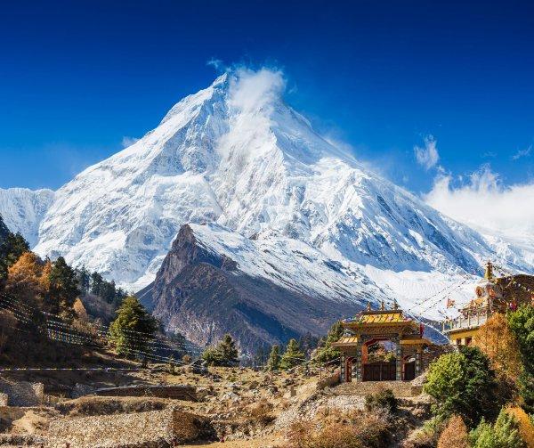 Oman Air Sale (ab München/Frankfurt) - Nepal, Sansibar, Goa und mehr für 400€ - April - Oktober