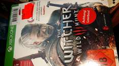 [Lokal Paderborn Real]Xbox one The Witcher  3 wild hunt