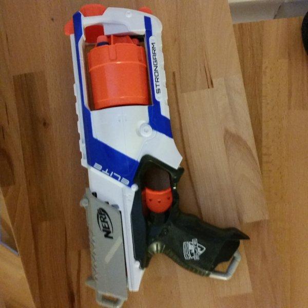 [Lokal Kaufland Backnang] Nerf N-Strike XD Strongarm