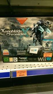 Wii U Premium 32GB Xenoblade Chronicles X Bundle @ Toys'R'Us KaufPark Eiche 243,97€