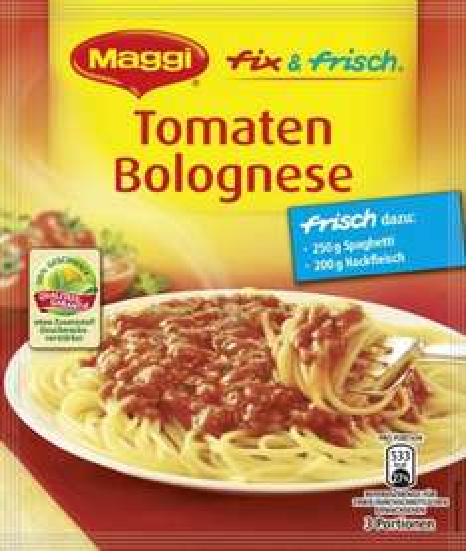 [TEGUT] 5x Maggi Fix verschiedene Sorten 38g für 0,20€ (=0,04€/Soße) [FR+SA]