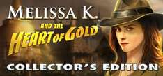 [Steam] Melissa K. and the Heart of Gold Collector's Edition + Sammelkarten @Indiegala