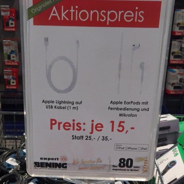 Apple EarPods [Expert Bening] [Rheda]