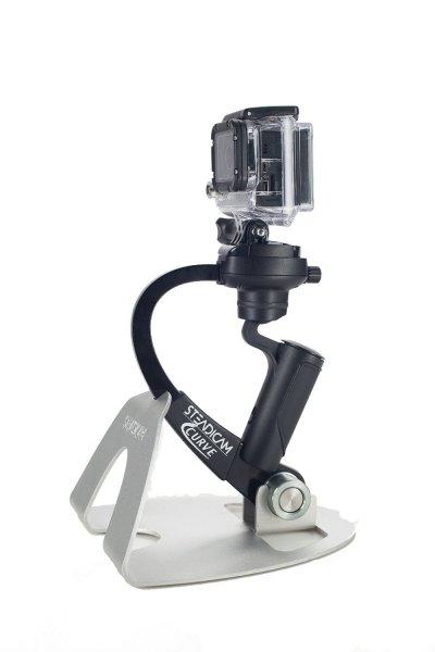 @Amazon: Steadicam Curve BK Schwebestativ für GoPro mit Prime für 17€