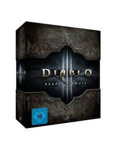 [Saturn.at] Diablo 3: Reaper of Souls - Collector's Edition (PC) (Mauspad, Artbook, Soundtrack, DLC) für 26,60€ inkl. Versand nach DE