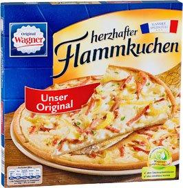 [Kaufland bundesweit?] Wagner - herzhafter Flammkuchen für 1,66 € ab Montag, 22.02.