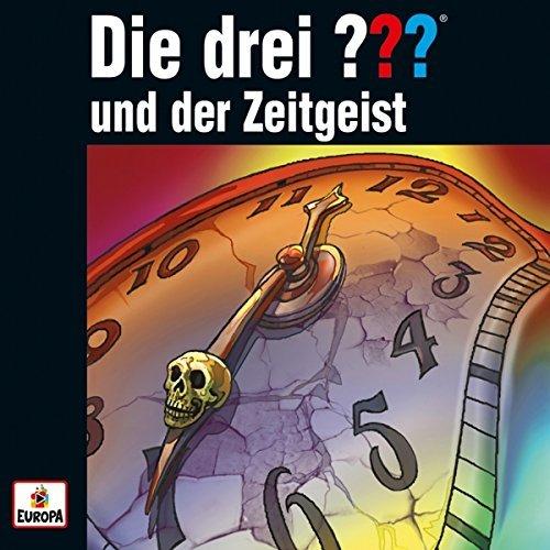 Die Drei ??? - Und der Zeitgeist (6 Kurzgeschichten) - DOPPEL-CD für 6,43€ bei Buch.de