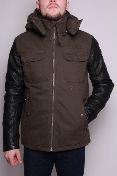 Jack & Jones Free Parka Jacket forestgreen für 64,87€ inkl. Versand bzw. 54,87€ in Größe S