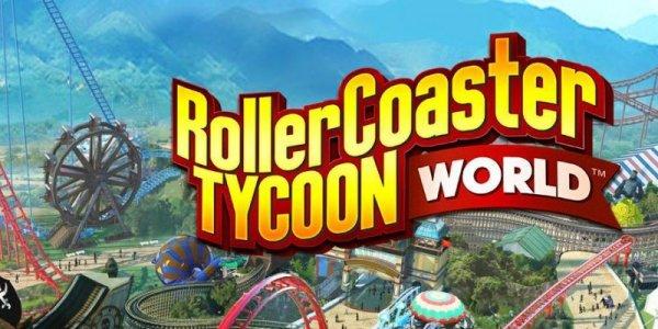 [cdkeys.com] RollerCoaster Tycoon World für 21,51€