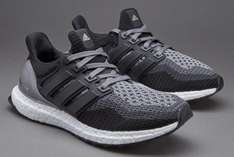 [zateno.de] Adidas Ultra Boost Men core black/core black/dgh solid grey