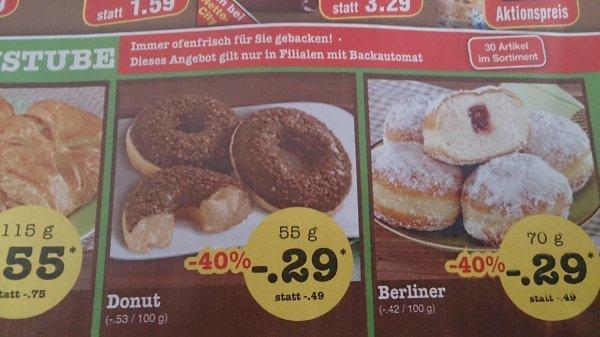 Netto, Donuts 0,29
