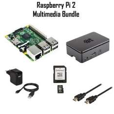 [NBB] Raspberry Pi 2 Multimedia Bundle