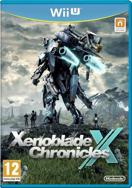 [amazon.co.uk]  Xenoblade Chronicles X - Standard Edition - [Wii U]