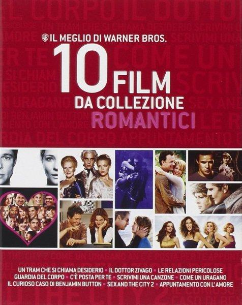 Warner Bros. – 10 Filme Romantik Collection (10 Blu-rays) für 18,64€