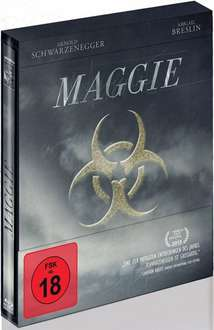 (Media-Dealer) Maggie - Steelbook (Blu-ray) für 16,96 EUR