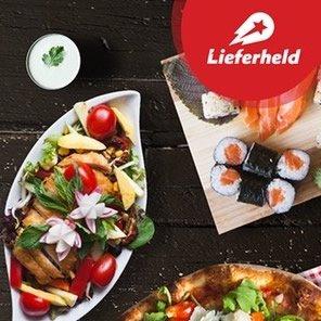 (groupon.de) Neukunden-Lieferheld-Wertgutschein über 10,00 Euro für 3,75 Euro + 13 % QIPU
