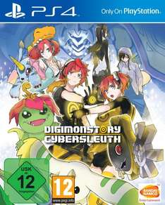 [Amazon.es] Digimon Story Cyber Sleuth - Playstation 4 - für 37,45€ inkl. Versand