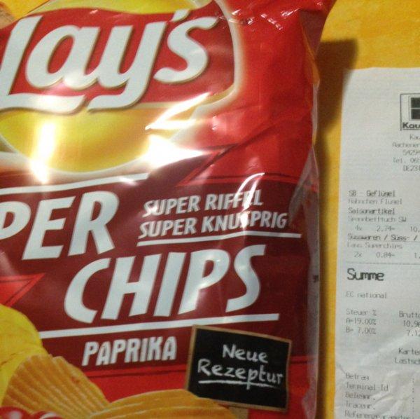 [Kaufland] Lay's Super Chips