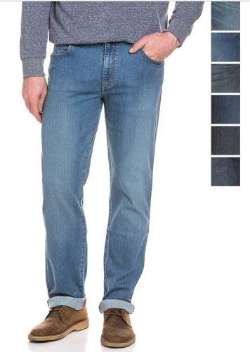 versch. Wrangler-Jeans für 39,95€ versandkostenfrei