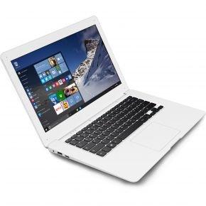 [notebooksbilliger.de] Odys Trendbook 14 - 35.8 cm 14.1″ Notebook Intel® Atom™ 2 GB 32 GB eMMC Intel HD Graphics Windows® 10 Weiß für 149 EUR für Neukunden und 0%-Finanzierung
