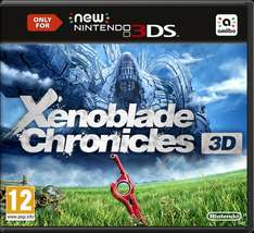 Xenoblade Chronicles 3D -44% [Lokal MM Neunkirchen Saar]