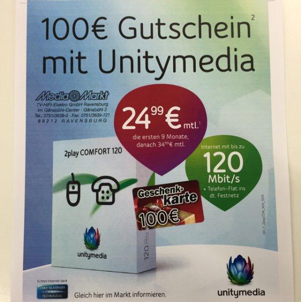 *100€ Media Markt Gutschein*