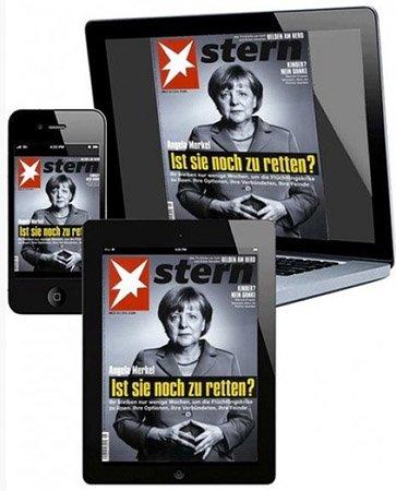 (Groupon.de) Halbjahresabo Stern Digital ePaper