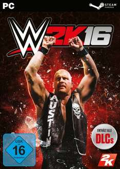(GMG) WWE 2K16 - Steam key
