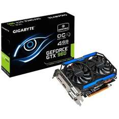 Gigabyte GeForce GTX 960 WindForce 2X OC, 4GB @ Atelco