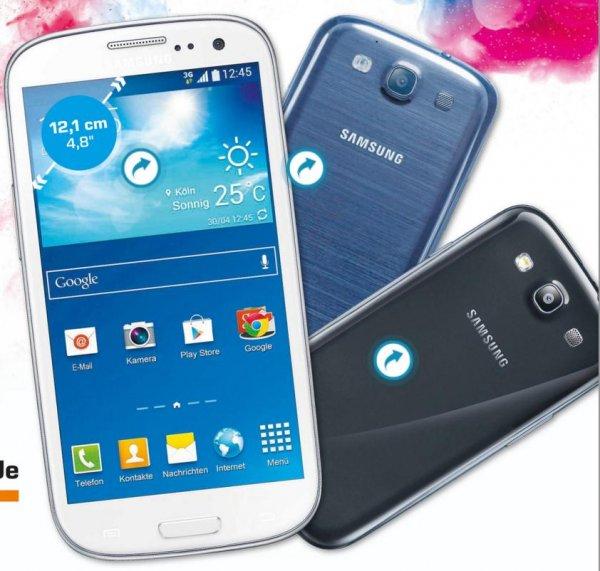 [Saturn.de] SAMSUNG Galaxy S3 neo in weiß/blau/schwarz für 134€, PVG: ab 157,79€