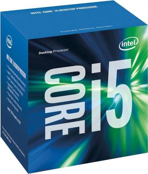 Intel Core i5-6600 (Skylake, Sockel 1151) boxed inkl. Versand @ Atelco