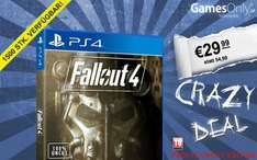 Crazy Deal! Fallout 4 (PS 4) [AT-Version] für 35,98