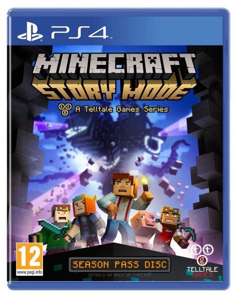 [amazon.co.uk] Minecraft: Story Mode - [PS4]