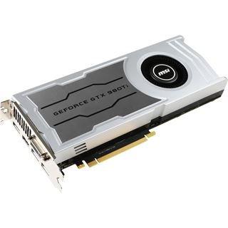 MSI GTX 980Ti 6GD5 V1