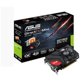 ASUS GeForce GTX 970 DirectCU Mini OC (GTX970-DCMOC-4GD5) ab 299,99€ möglich [ATELCO]