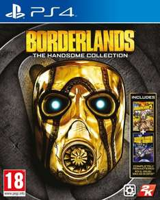 [amazon.co.uk] Borderlands: The Handsome Collection (PS4)