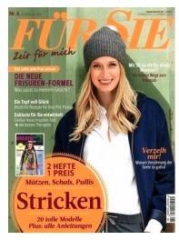 """[Zeitschriftendeals.de] Jahresabo """"Für Sie"""" (26 Ausgaben) für 4,95€ statt 67,60€"""