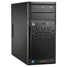 Notebooksbilliger HP ProLiant ML10 v2 Server, Pentium G3240, 4GB ECC RAM max. 32GB ECC möglich