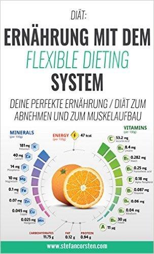 """[amazon.de] Kostenloses Buch: """"Diät: Ernährung mit dem Flexible Dieting System: Deine perfekte Ernährung / Diät zum Abnehmen und zum Muskelaufbau"""" (Kindle Edition)"""