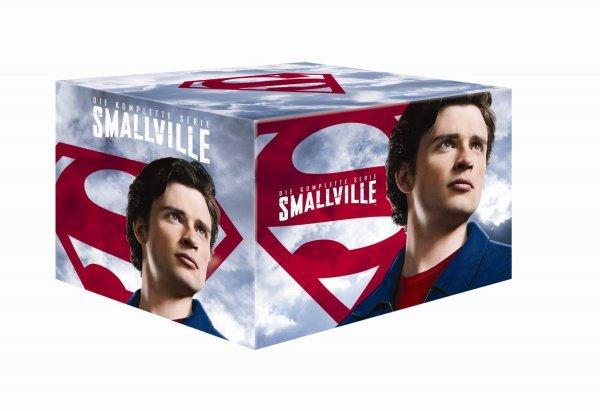 Smallville Gesamtbox [60 DVDs] für 59,97€ bei Amazon.de