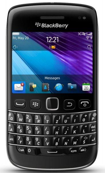 """BlackBerry Bold 9790 für 55€@ Dealclub - 2,5"""" Touchscreen, 5 Megapixel Kamera, QWERTZ (Aussteller)"""