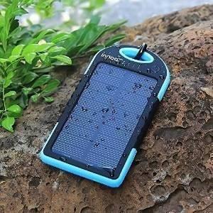 @Amazon: InnooTech Solar Ladegerät 5000mAh 14,99 Euro statt 18,99 20% Rabatt