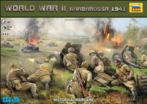 Operation Barbarossa 1941 + 9 Zusatzeinheitensets (Brettspiel, Gesellschaftsspiel, Spiele-Offensive.de)