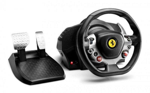 [eBay] Thrustmaster TX Racing Lenkrad Ferrari 458 Italia Edition für PC/Xbox One für 243,99 € | Update: Nun Preisvorschlag möglich!